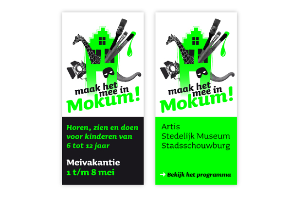 Maak het mee in Mokum!