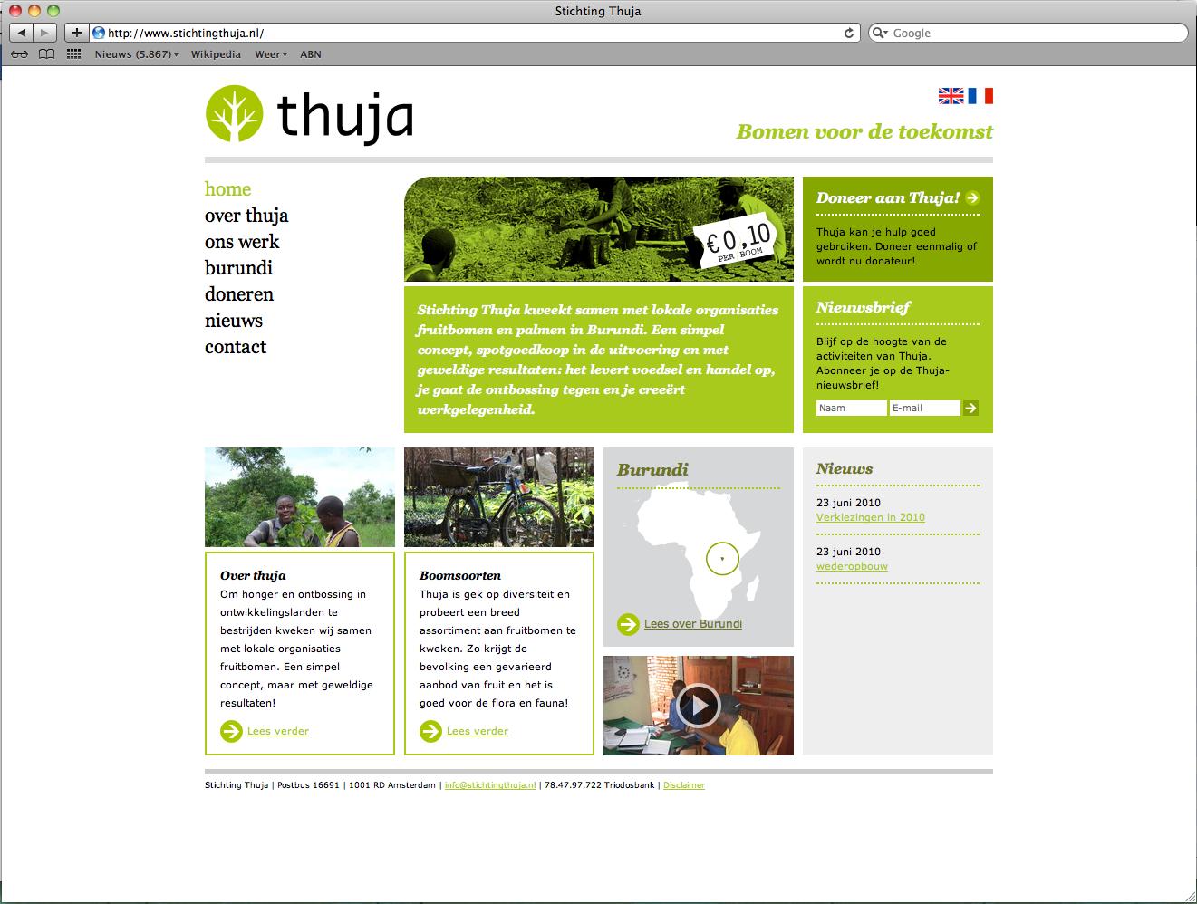Stichting Thuja